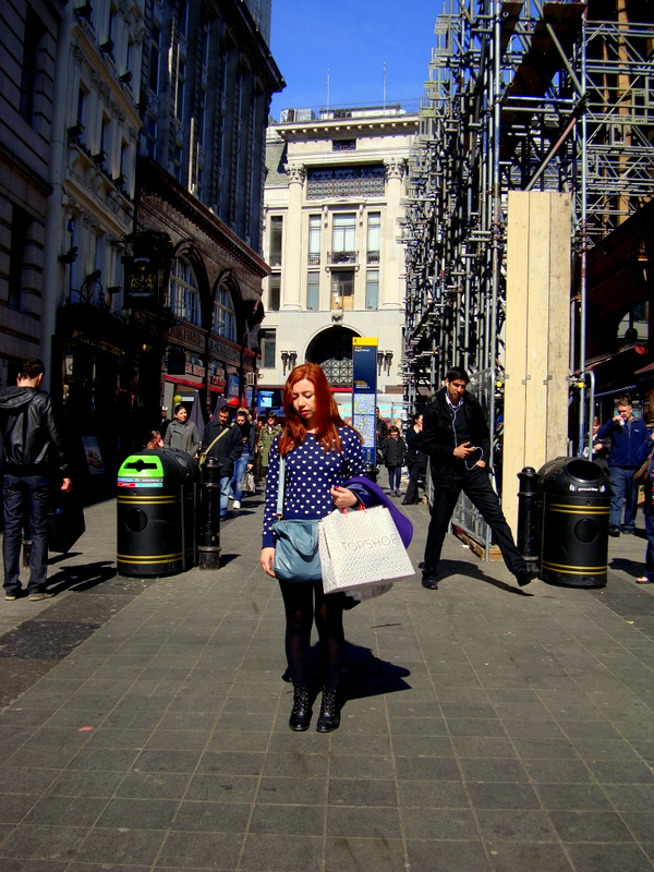 @Soho to Oxford Street,London