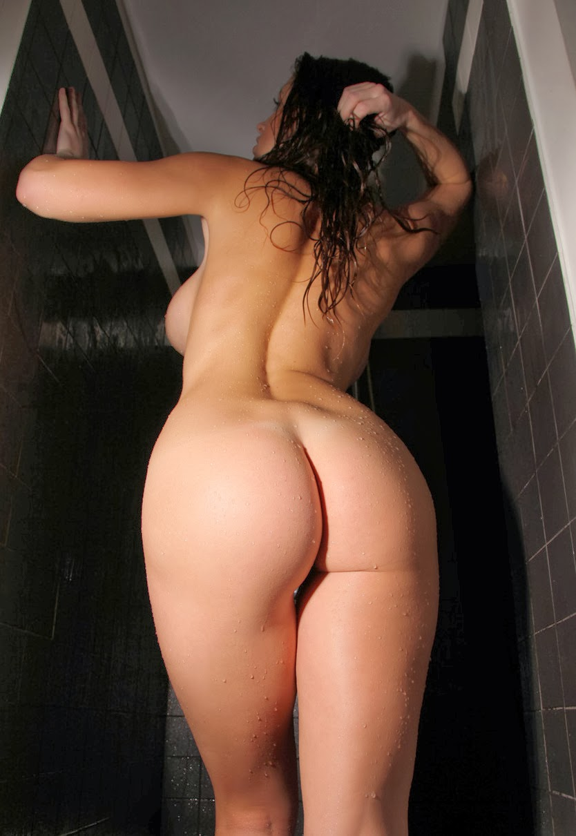 Lucia Javorcekova naked wet ass