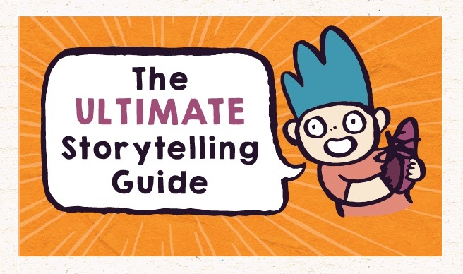 Storytelling For Brands: The Ultimate Storytelling Guide - #Infographic #contentmarketing