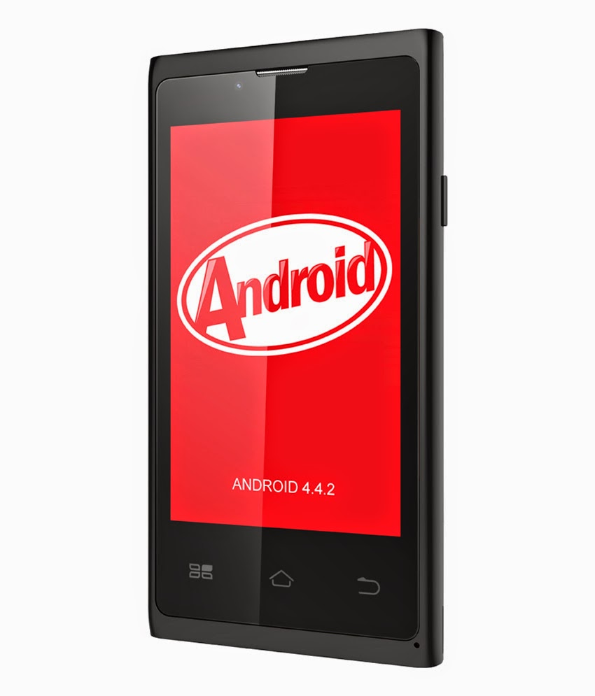 (Price Down) BQ S37 Plus Mobile – Kitkat 4.4.2 OS for Rs.2549