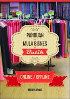Panduan Mula Bisnes Butik Online/Offline