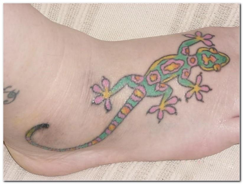 tatto lizard tattoo ideas. Black Bedroom Furniture Sets. Home Design Ideas