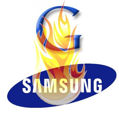 Le torchon brule entre Samsung et Google