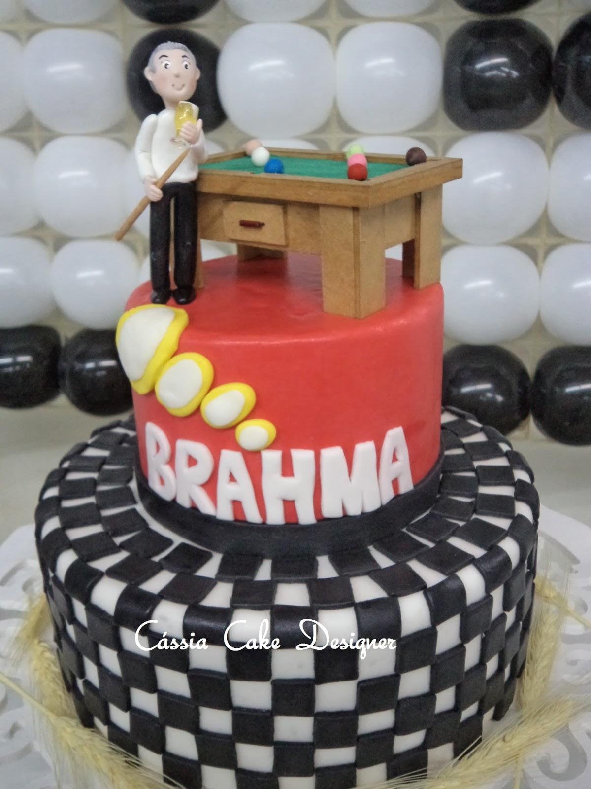 decoracao boteco brahma : decoracao boteco brahma:bolo da brahma boteco personalizados decoração salão estilo boteco