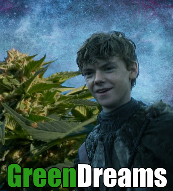 jojen sueños verdes - Juego de Tronos en los siete reinos