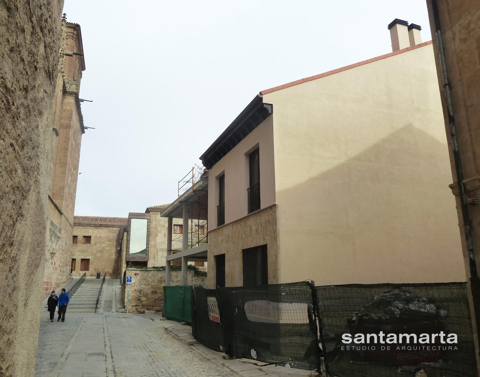Santamarta arquitectos promoci n de viviendas de obra - Arquitectos en salamanca ...