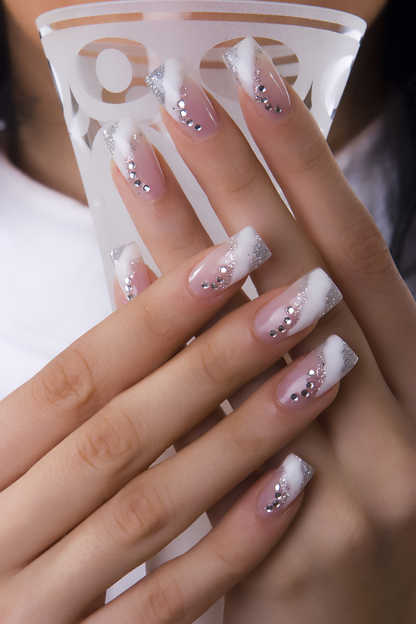 The Exciting Cool french nail designs Image
