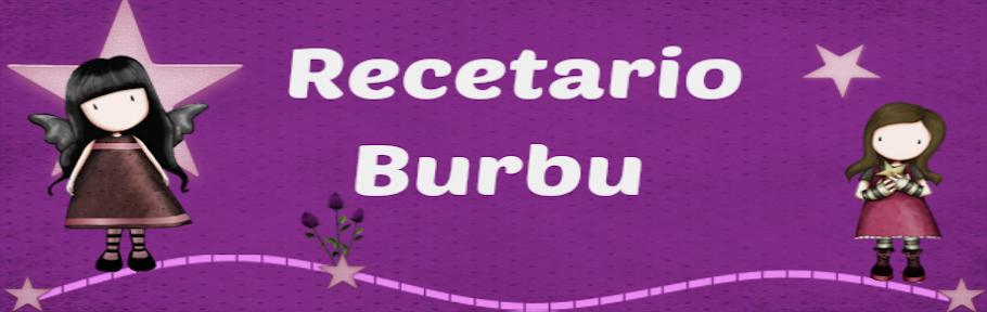 Recetario Burbu