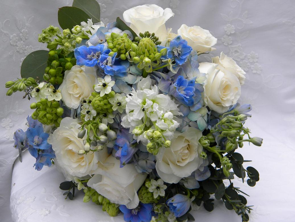 Wedding Flowers from Springwell: Weddings- Megan & Paul