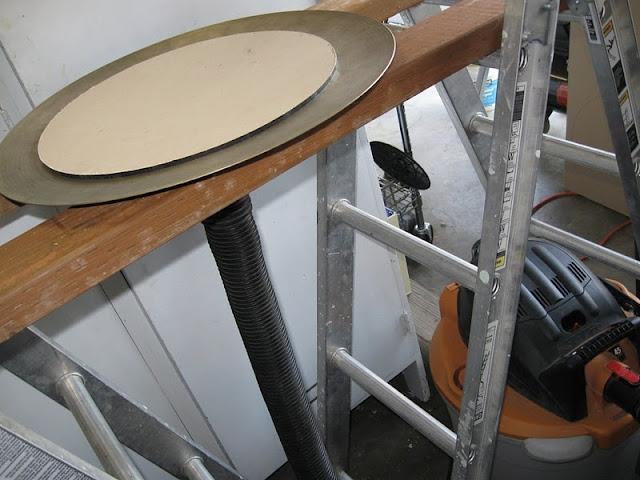 Изготовление тренировочных барабанных тарелок