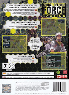 Global Defence Force Tactics (PS2) 2006