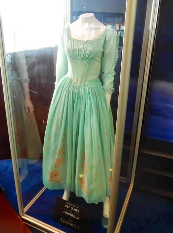 Original Cinderella movie costume