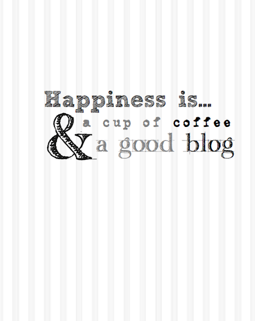 Get your coffee and blog on with this downloadable print available in our free printables!