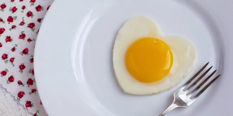 3 manfaat telur bagi kesehatan kita