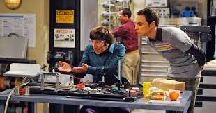 big bang theory science