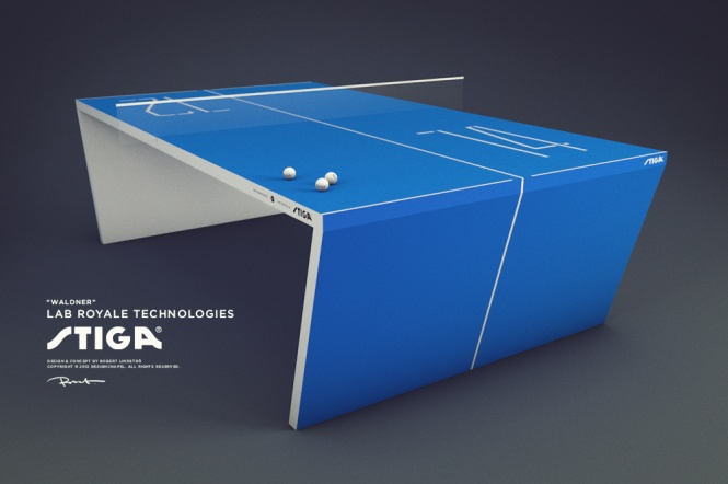 Blog Bluff Ping Pong Futurista
