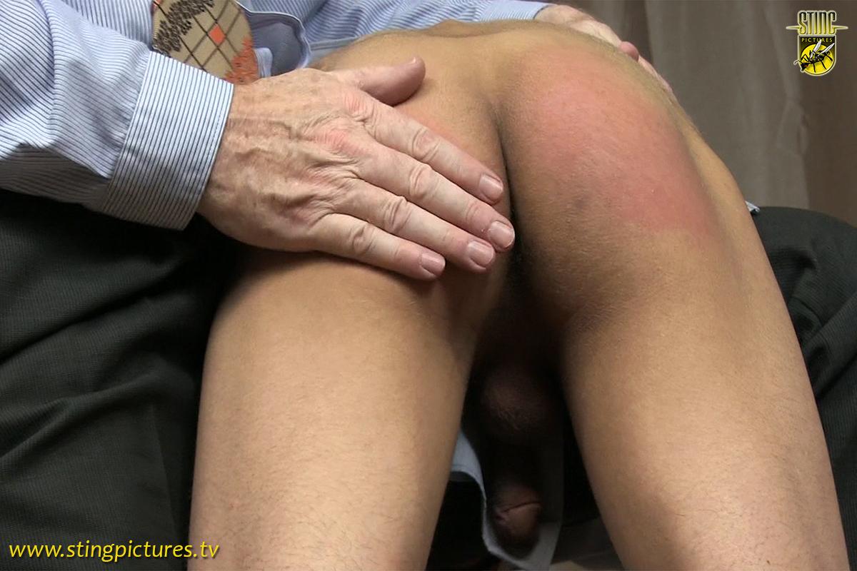 Please spank boy bottom have