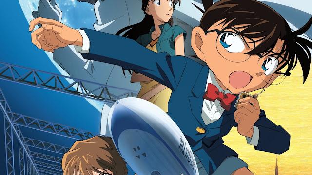 Detective Conan HD Wallpaper