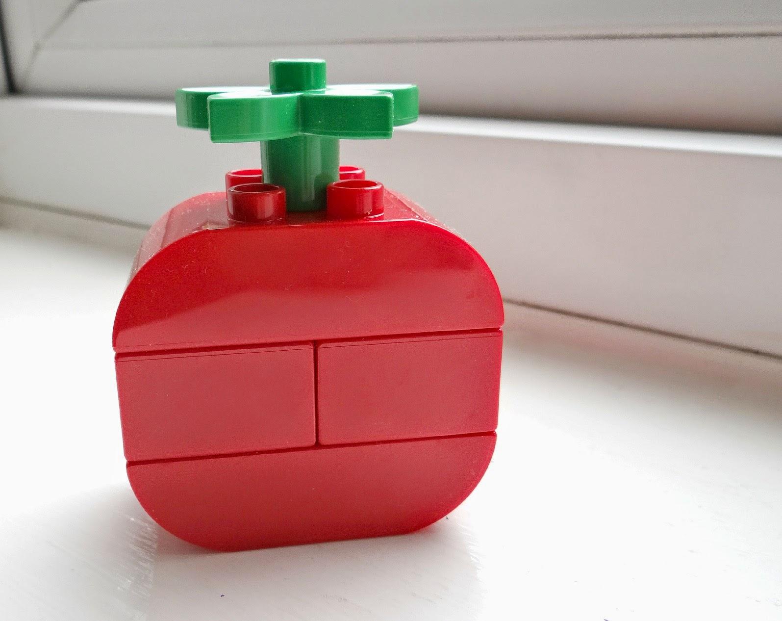 LEGO, Free LEGO Duplo Apple, LEGO Duplo