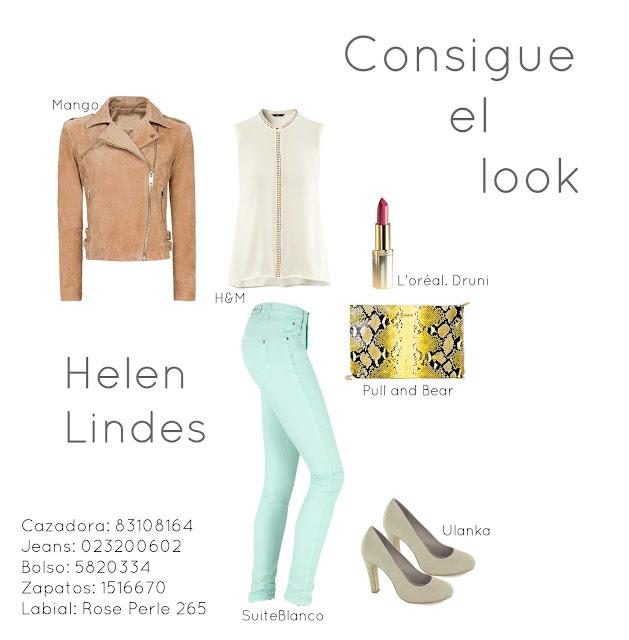 Helen Lindes Look