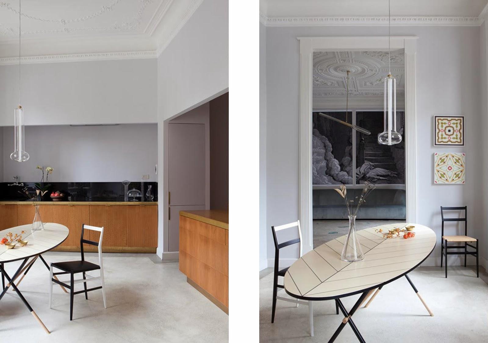 interior design by pietro russo casa adriano e silvia
