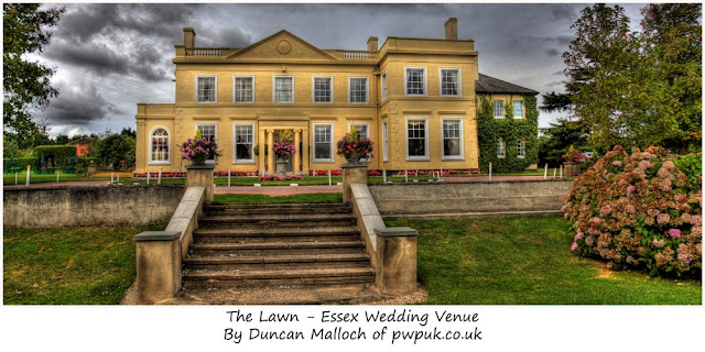 The Lawns Essex wedding venue