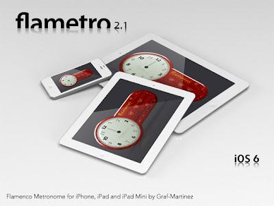Flametro für iPhone / iPad
