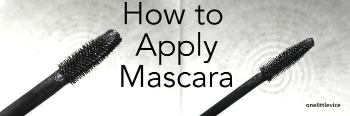 Mascara Tips for Beginners