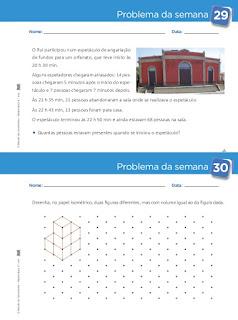 Caderno de Problemas 4º Ano