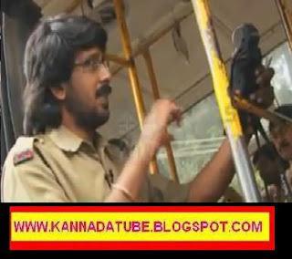 nandan Prabhu kannada bmtc driver actor