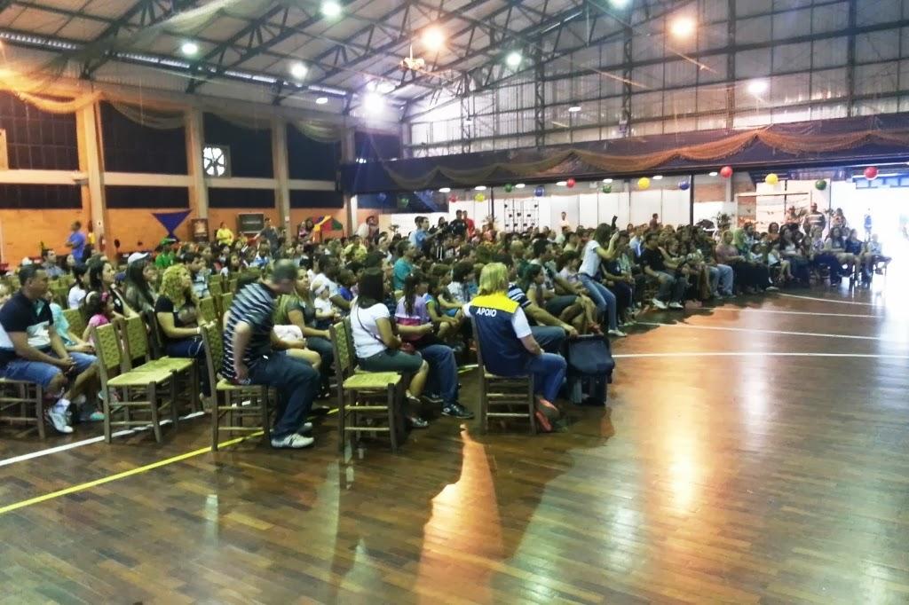 Dia das Crianças empresa GERDAU - Sapucaia RS.