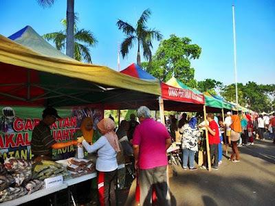 Distan Gelar Produk Pertanian Khas Surabaya