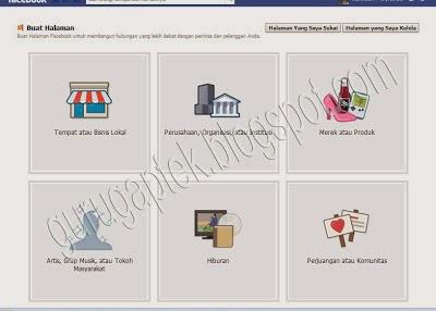 Mudah Bisnis Online dengan Fanspage Facebook