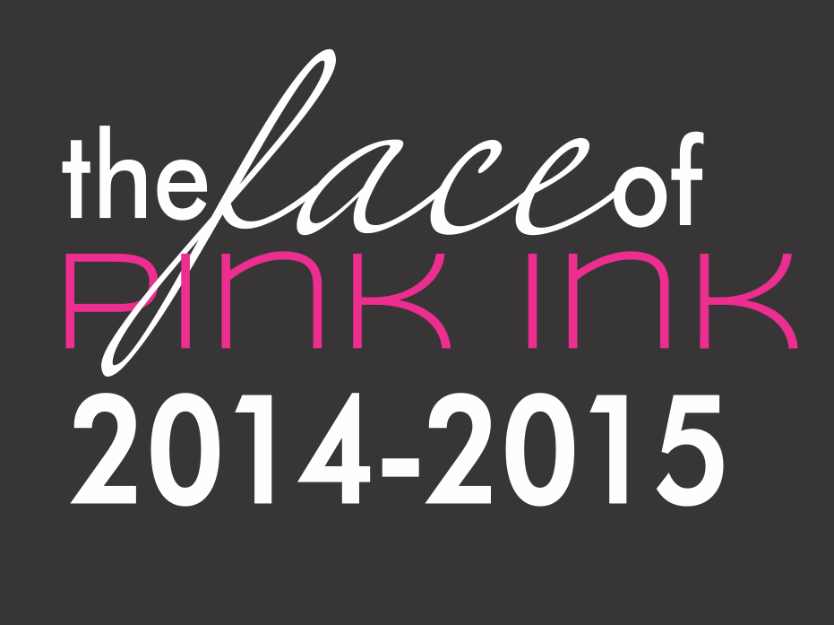 Face of Pink Ink 2014