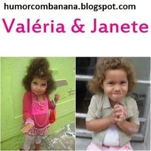 JANETE E VALÉRIA