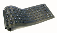 usb silicon flexible keyboard