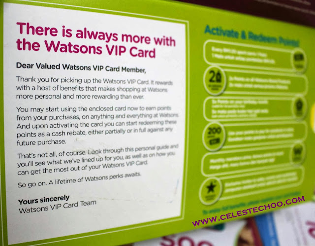 watsons-vip-card