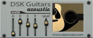 DSK Guitars Acoustic - Plugin de Violão Acústico