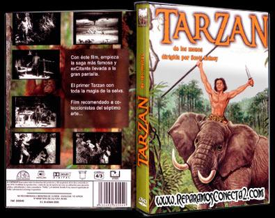 Tarzan de los monos [1932] | Cine Clásico