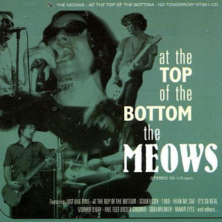 The Meows - At The Top Of The Bottom - 2005