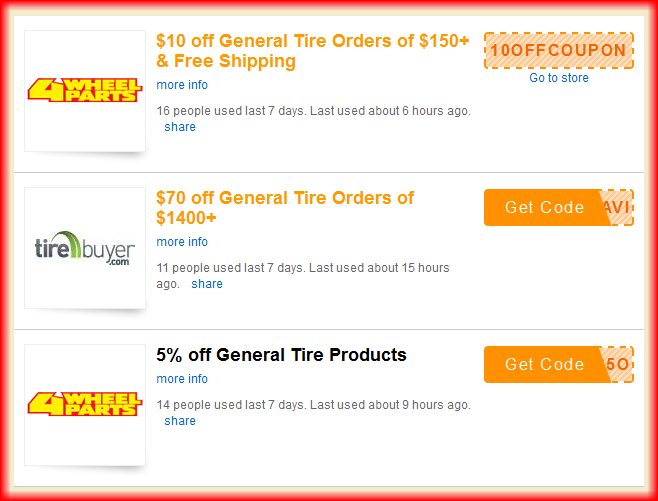 Us General Item 95659 Coupon Everything But Water