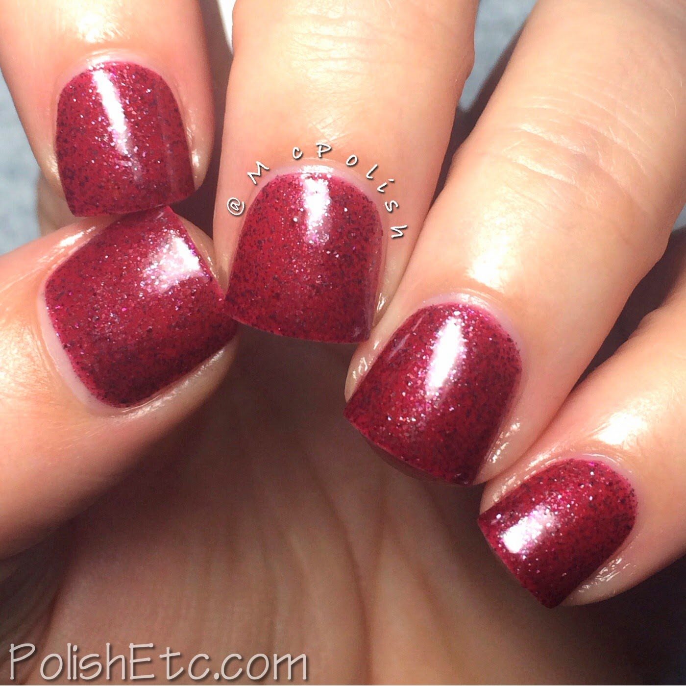 Fat Lacquers - Pizza Night  - Saucy Saucy