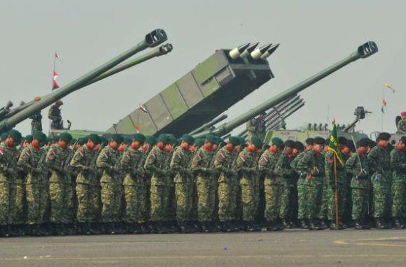 Tiga Tahun Kedepan Alutsista TNI Akan Semakin Membaik