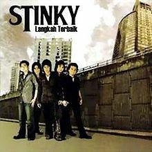 Stinky - Langkah Terbaik (Album 2004)