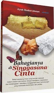 Bahagianya di Singgasana Cinta | TOKO BUKU ONLINE SURABAYA