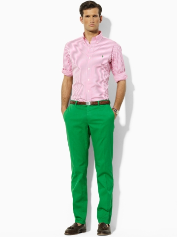 lime green mens pants - Pi Pants