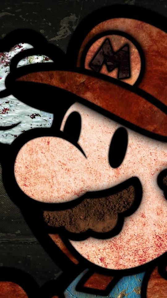 Super Mario  Galaxy Note HD Wallpaper