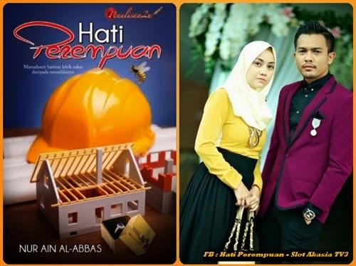 Sinopsis Hati Perempuan drama TV3, review Hati Perempuan, gambar dan pelakon Hati Perempuan, Syarul Ridzwan - Tengku Zaril, Mia Ahmad – Yuhanis, Hati Perempuan episod akhir