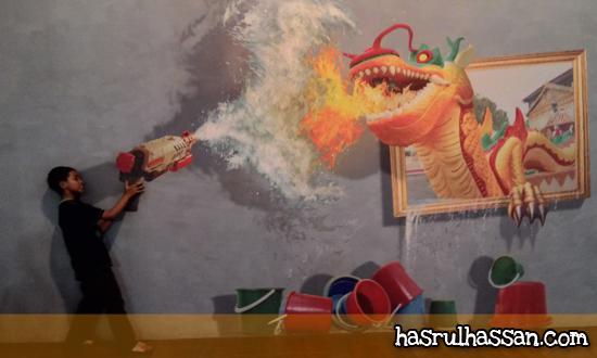 Muzium 3D Made in Penang
