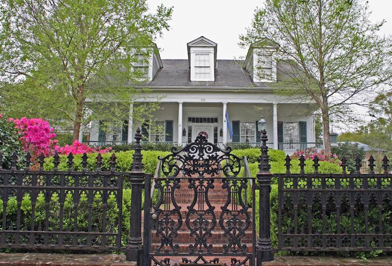 Myrtle Terrace, Natchez, Mississippi